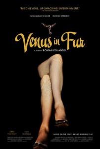 Venus in Fur DVD cover: A woman's crossed legs